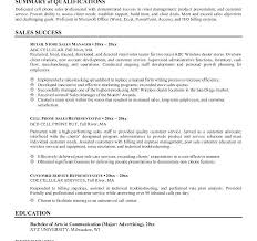Resume Sample Summary Resume Sample May Download X Sample Career ...