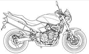 Free printable motorcycle coloring pages for kids. Printable Motorcycle Coloring Pages Coloringme Com