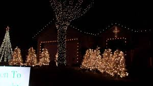 Christmas Light Show Amazing Grace Techno Christmas Light Show Amazing Grace Techno Youtube