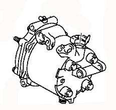 strip heater in ac unit strip wiring diagram, schematic diagram Heat Strip Wiring Diagram ac pressor 7813a010 7813a068 mitsubishi grandis 01 2004 on strip heater in ac unit goodman wiring diagram heat nordyne heat strip wiring diagram
