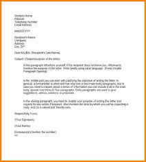Leave Letter Format Company Save English Fresh Formal Easy