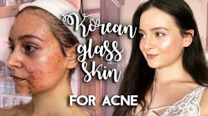 korean gl skin skincare and makeup for acne
