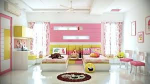 Yellow Teenage Bedroom Ideas Kids Room Design Pink And Yellow Girls