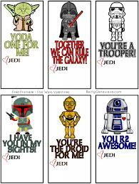 Check out this fantastic collection of star wars wallpapers, with 104 star wars background images for your desktop, phone or tablet. Free Printable Star Wars Valentines Mama Moose