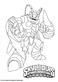 Small Picture Printable Skylanders Coloring Pages Feisty Frugal Fabulous