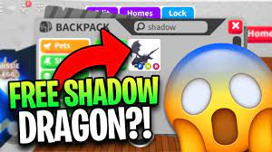 Check spelling or type a new query. How To Get A Shadow Dragon For Free In Roblox Adopt Me Youtube