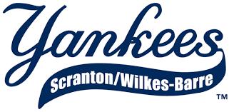 Scranton/Wilkes-Barre Yankees Wordmark Logo - International League ...