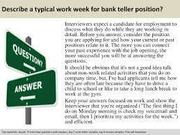 bank teller interview questions documents tips sharing is bank teller interview questions previous