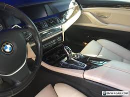 2016 bmw 5 series oyster black dakota leather for