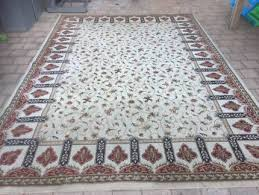 lite brown acrylic turkish rug