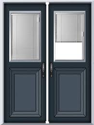 miniblinds glass door inserts