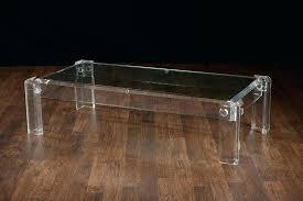 clear coffee table ikea acrylic coffee table ikea vintage low rectangular acrylic coffee table lucite coffee