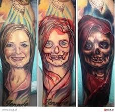 Galerie Předělané Tetování 2 Loupakcz