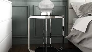 round bedside mercury white table tables cover lamps marble tablecloth target lampshades nightstand small glass bedroom