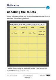 hourly checklist template checklist toilet checklist template