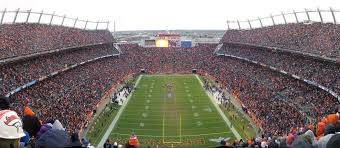 Denver Invesco Field Seating Chart Broncos Stadium At Mile High Seating Chart Map Seatgeek