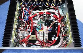 100w rms amplifier circuit diagrams