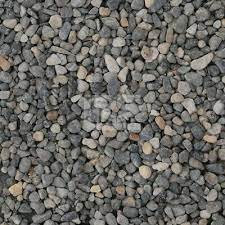ocean blue pebbles decorative