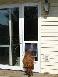 dog doors for sliding glass doors. Electronic Patio Dog Door Ideal Fastfit Pet Insert For Sliding Doors Glass