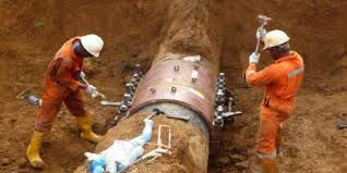 Image result for Trans Forcados Pipeline