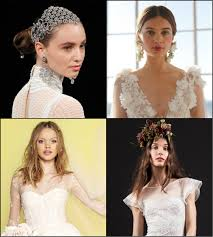 Stylish Bridal Hair Styles With Bridal Hair Accessories Best