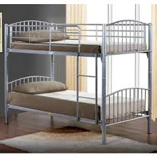 Birlea Corfu Metal Bunk Bed