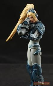 NECA Heroes of the Storm Nova Terra ...
