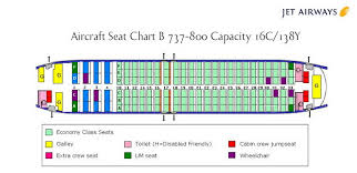 boeing 737 800 seating chart smart quintessence b 737 16 c 138 y seater jet airways