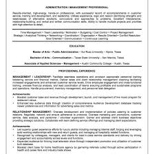 Results Driven Resume Example Results Driven Resume Examp Luxury Results Driven Resume Example 1
