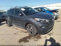Prices range from 17913 to 34250. 2017 Hyundai Tucson Sport Side Damage Km8j33a27hu472368 Sold