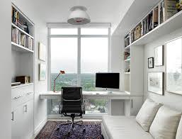 scandinavian home office. One Bedford Condo Suite Scandinavian-home-office Scandinavian Home Office