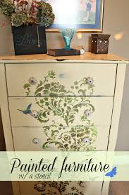 image stencils furniture painting. Painted Furniture With A Stencil Image Stencils Painting P