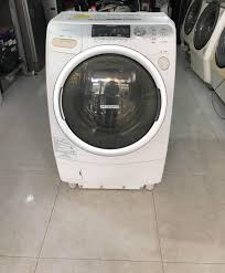 Máy giặt nội địa TOSHIBA TW-Q780 9KG sấy block - chodocu.com