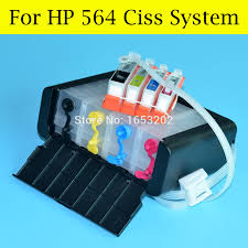 <b>NEW CISS</b> For HP 564 <b>Continuous Ink</b> Supply <b>System For</b> HP ...