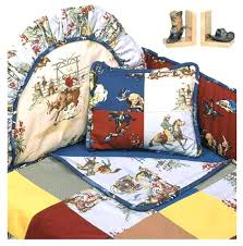western baby bedding rodeo western themed crib bedding set per