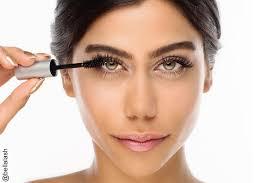 natural eye makeup for prom real lashes faviana