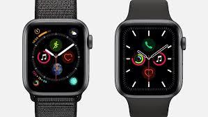 apple watch series 5 v series 4 pick