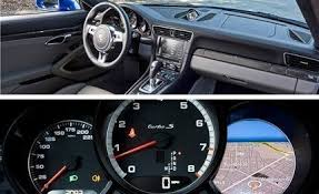 2014 porsche 911 turbo interior. view 31 photos top the 911 turbo s comes only with a pdk automatic trans but this sevenspeed unit enables staggering 0to60mph runs 2014 porsche interior i
