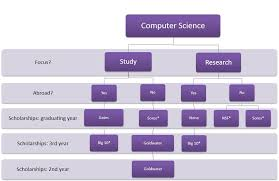 Scholarships Computer Science Decision Tree Scholarship