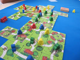 Carcassonne Online - Home
