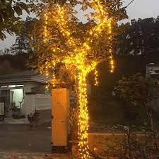 Đèn LED Quấn Cây Ngoài Trời - Các mẫu đèn quấn cây HOT hiện nay