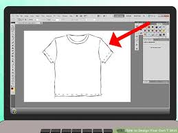 Making Own Tshirts How To Design Your Own T Shirt With Pictures Wikihow