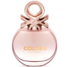 <b>Benetton Colors</b> Woman <b>Rose</b> Eau <b>de</b> Toilette Spray 50ml | Ascot ...