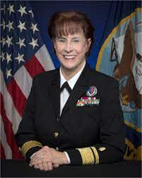 Rear Admiral Mary Riggs > United States Navy > BioDisplay