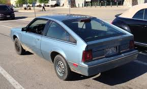 Cohort Sighting: Chevrolet Cavalier Type 10 Fastback – What To ...