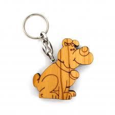 Schlüsselanhänger Aus Holz Hund Kaufen