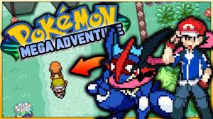 POKEMON FOLLOWING YOU IN THIS FAN GAME?! (Pokémon Mega Adventure Fan Game  Showcase) - YouTube