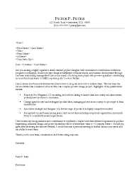 Cover Letter Sample Three Tailored Career Resumes