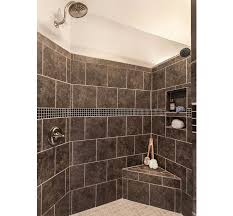 Tiled shower ideas walk shower ideas