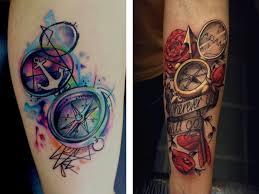 Tatu Kompas čo To Znamená Pre Mužov Dievčatá Vo Väzenítetovací